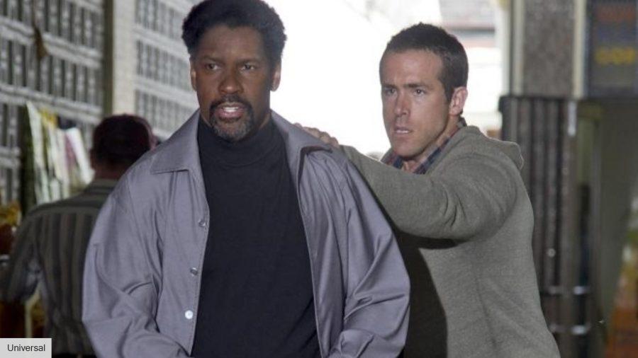 Ryan Reynolds explains how he injured Denzel Washington twice making Safe House