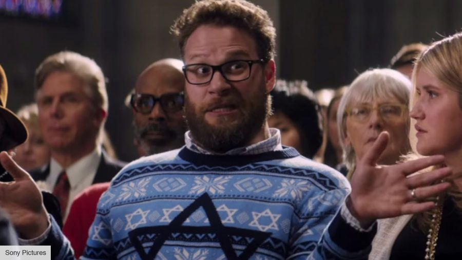 Seth Rogen calls out Emmys for lack of Covid-19 safety measures