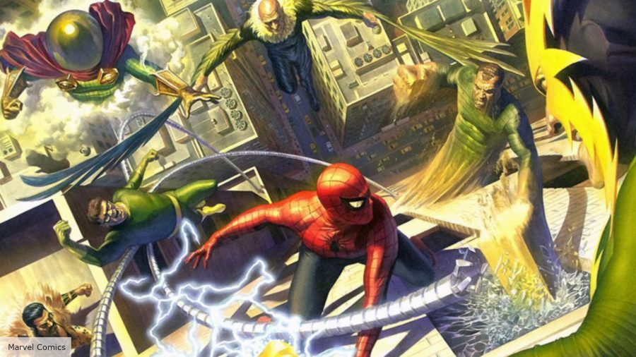 Sony planning sinister six movie