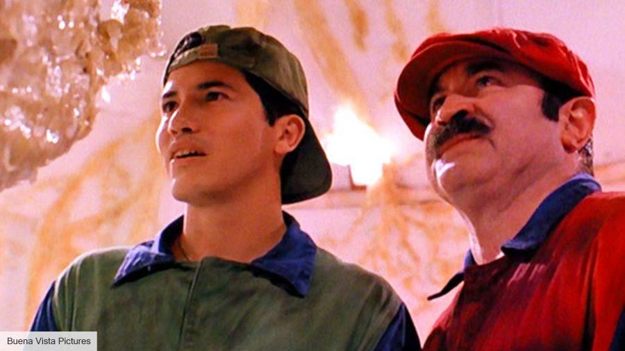 John Leguizamo calls out the new Super Mario Bro's movie