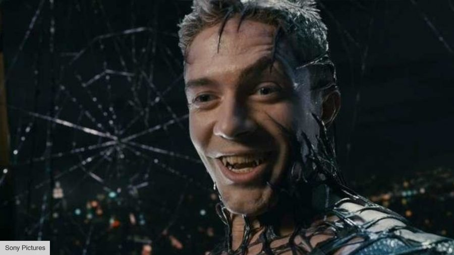 Topher Grace trolls fans asking if he's in Spider-Man: No Way Home