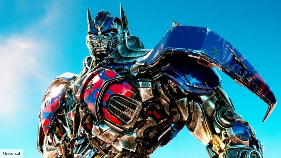 Transformers movies in order: Optimus Prime