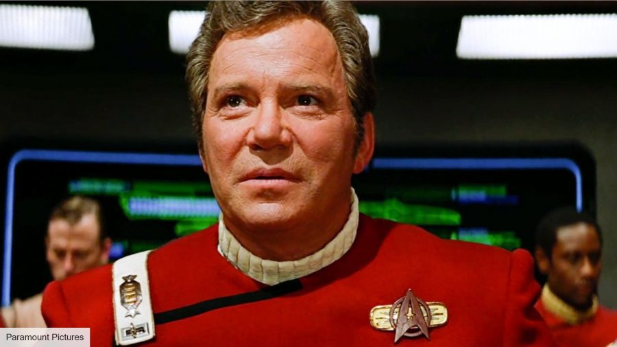William Shatner oldest person in space
