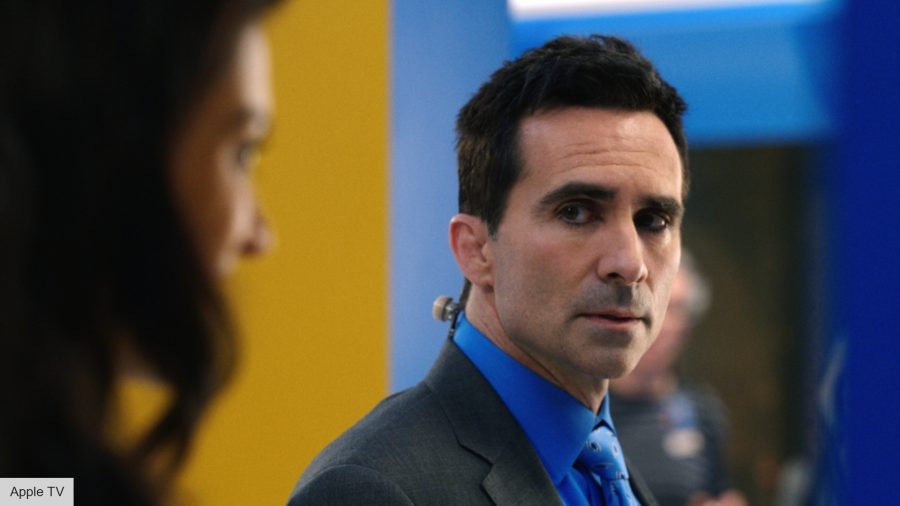 The Morning Shows' Nestor Carbonell on the dangers of cancel culture