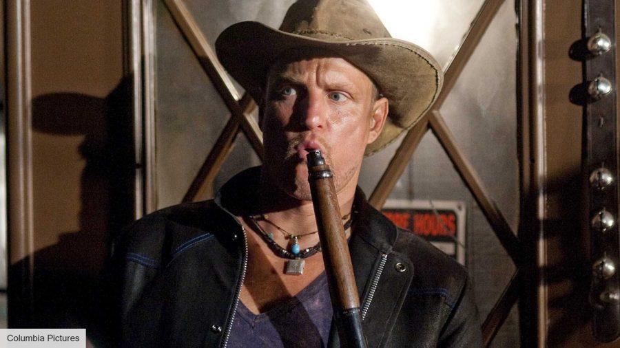 Woody Harrelson in Zombieland