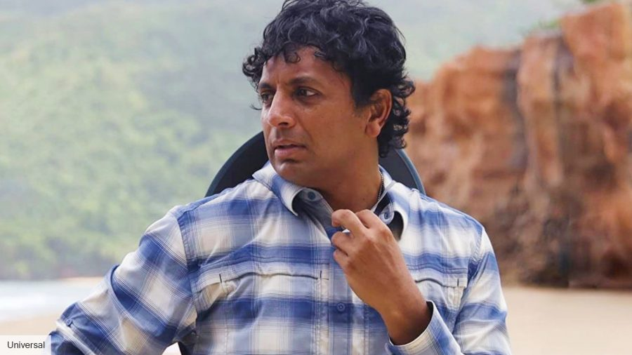 New M. Night Shyamalan gets new title and a 2023 release date
