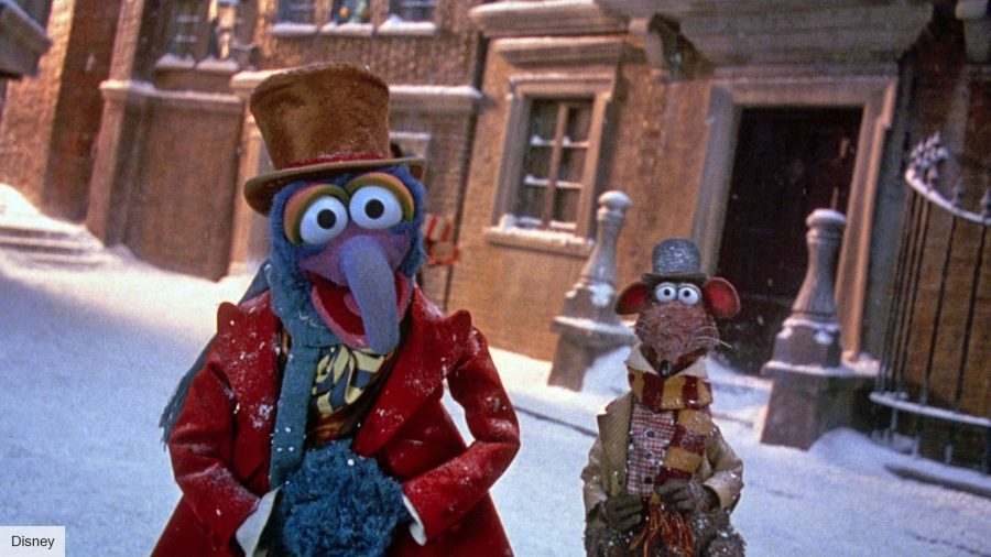 Gonzo the Great in Muppet Christmas Carol