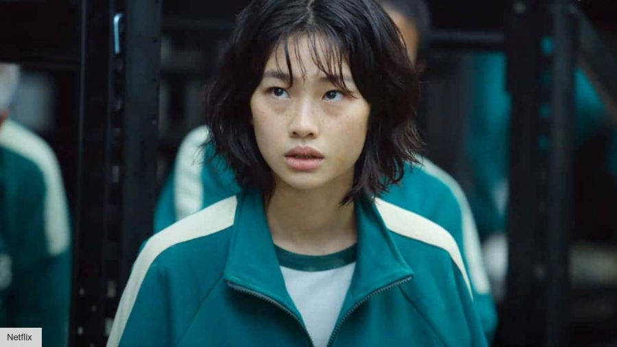 Jung Ho-yeon in Squid Game
