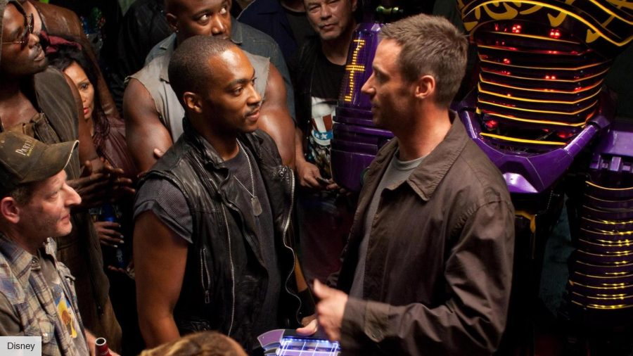 Anthony Mackie has Real Steel sequel idea
