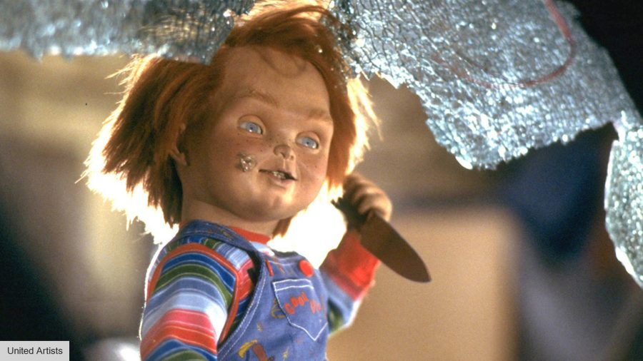 """Chucky creator says a space movie would be """"fun"""""""