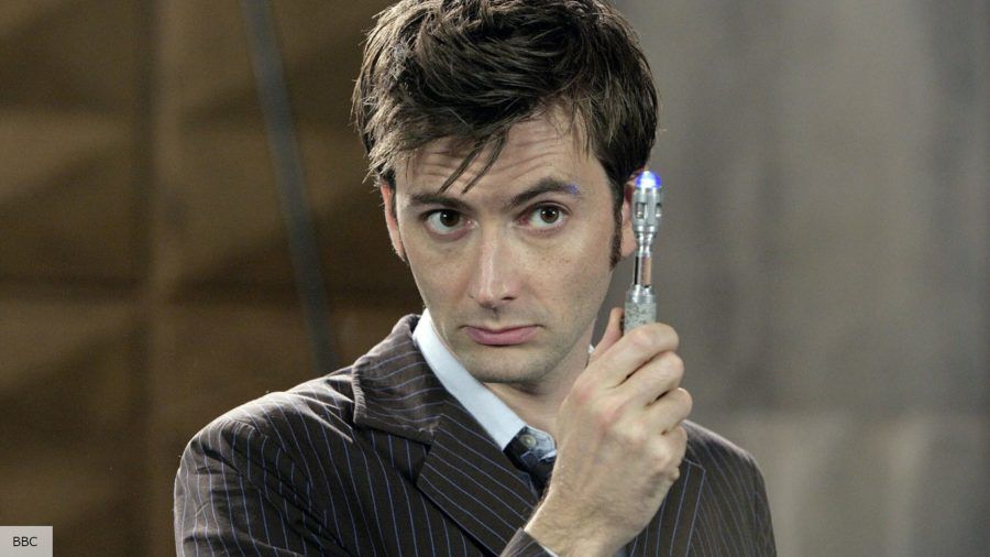 David Tennant says never say never on Doctor Who return: