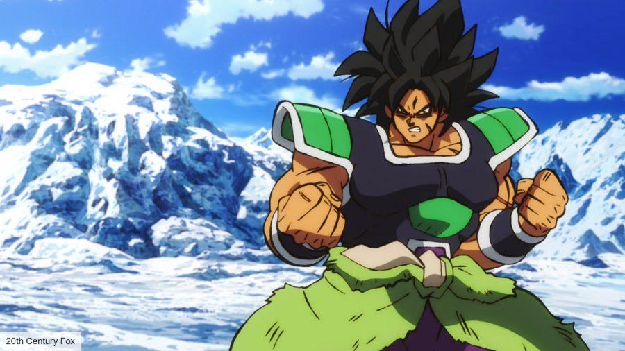 Dragon Ball Super: Super Hero Broly cameo