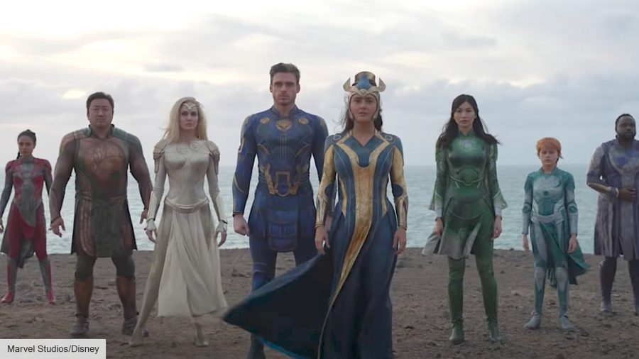 Eternals to debut at Rome Film Festival