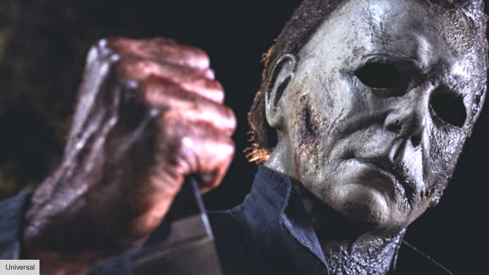William Shatner thought the Michael Myers Halloween mask was a joke ...