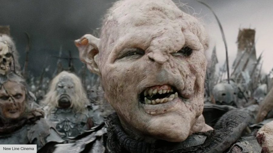 Lord of the Rings star reveals that an Orc mask was based on Harvey Weinstein