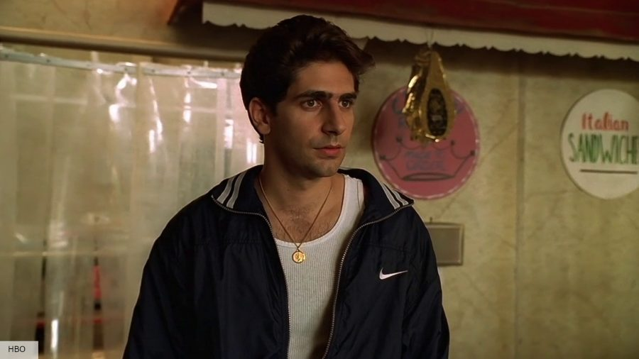 Michael Imperioli realised something dark about Christopher after watching Soprano's prequel