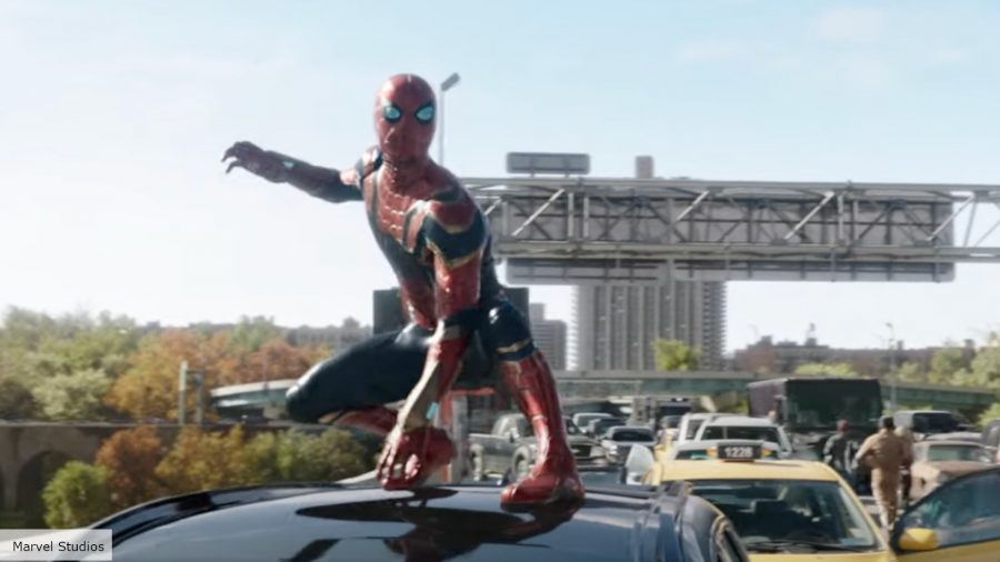 Spider-Man: No Way Home spoiled by skittles advert