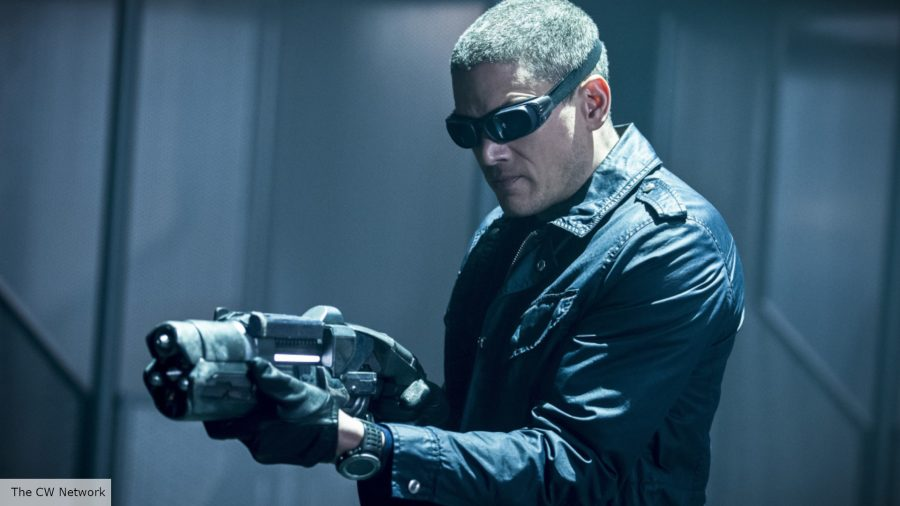 Wentworth Miller is returning to the DC show Legends of Tomorrow for its 100th episode